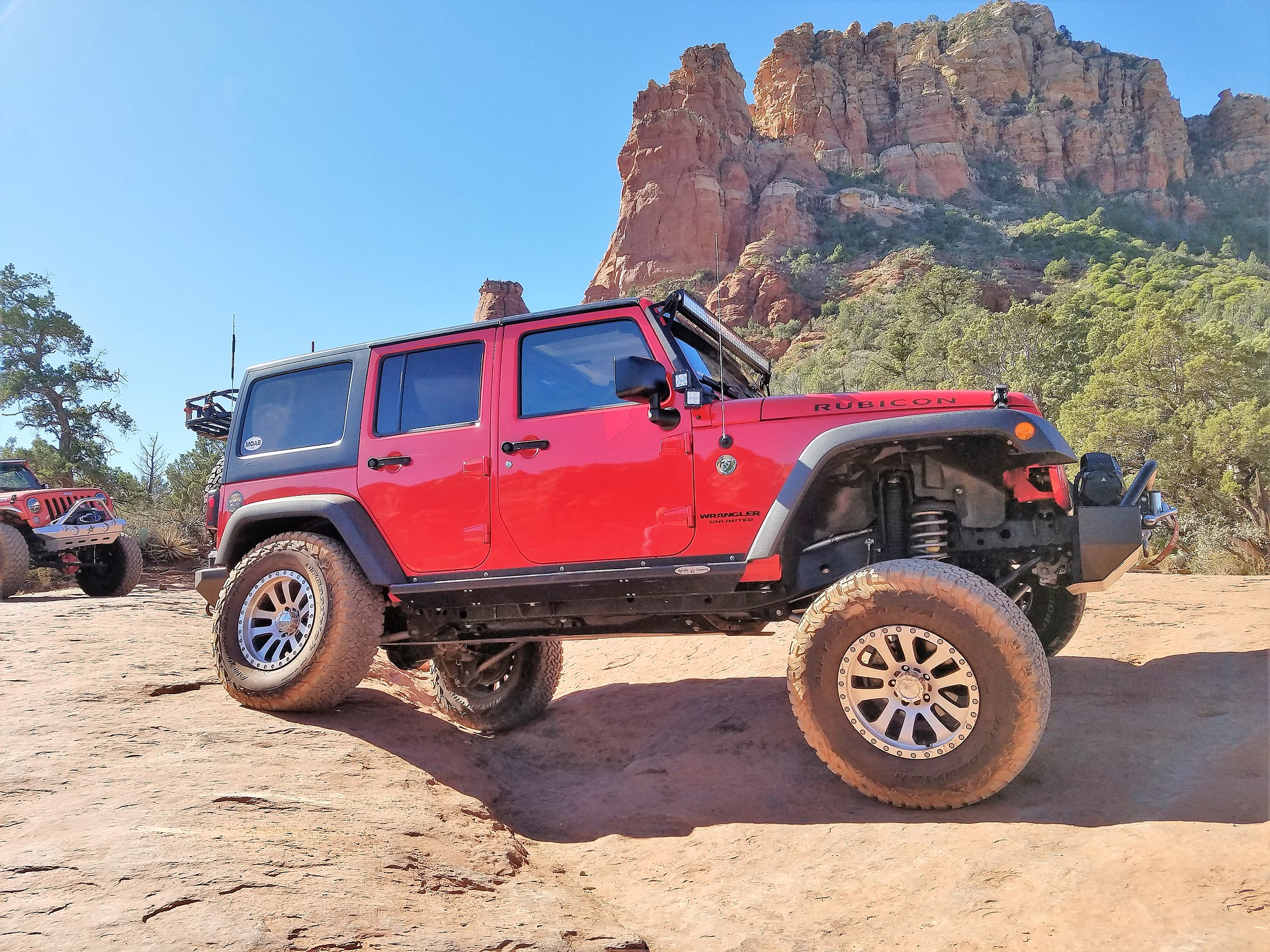 Jeep Wrangler Transfer Cases from National Differential in Colorado